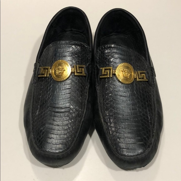 Versace Shoes | Versace Loafer | Poshmark